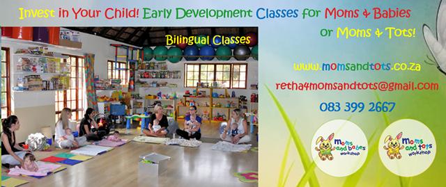 Developmental classes for children 2 - 36 months | Event in Pretoria | AllEvents.in