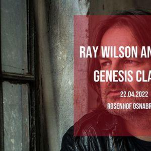 Neuer Termin Ray Wilson and Band  Osnabrck  Rosenhof