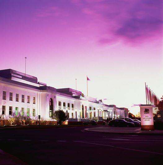 Top Secret Tour of Old Parliament House