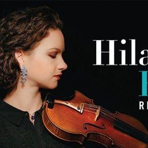 Hilary Hahn Plays Dvok