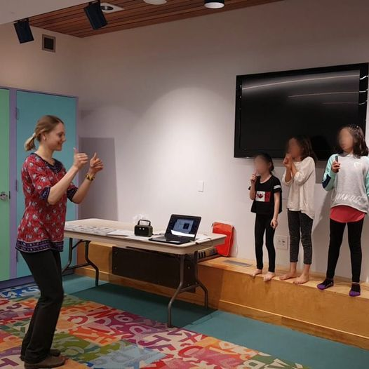 Singing Kids French Club | Event in Calgary | AllEvents.in
