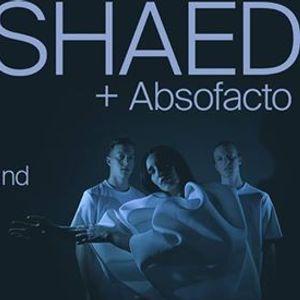 SHAED at Velvet Underground  Oct 6