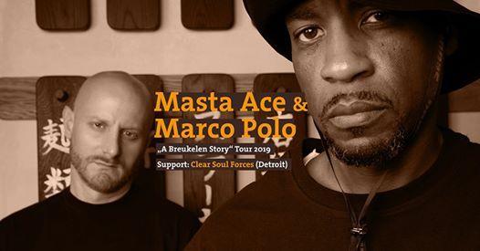 Masta Ace & Marco Polo  A Breukelen Story  Kln