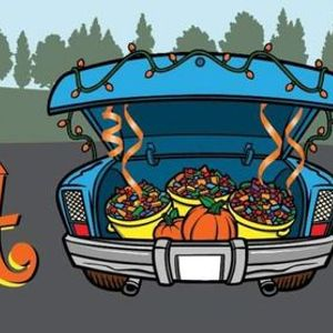Trunk or Treat with the Franklin Lions