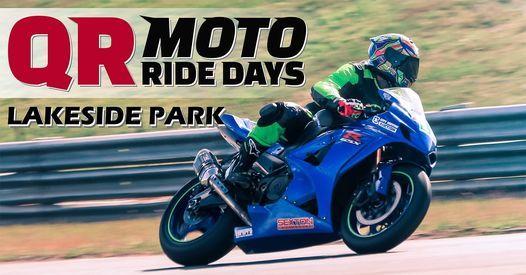 QR MOTO RIDE DAYS