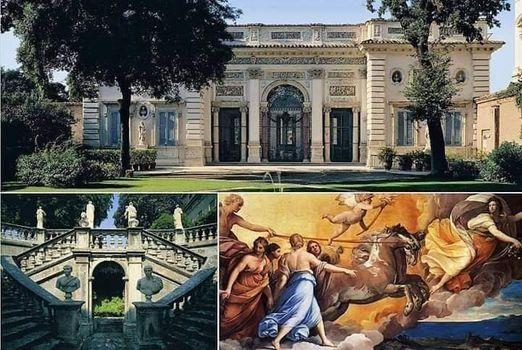 Insolito Quirinale il casino dellAurora di Scipione Borghese