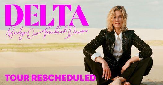 Delta Goodrem Tour // 2021, 13 October   Event in Perth   AllEvents.in