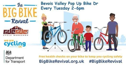 Bevois Valley Pop Up Bike Dr, 2 March | Event in Southampton | AllEvents.in