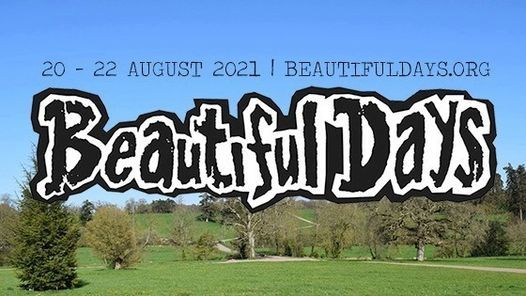 Beautiful Days 2021, 19 August | Event in Douglas | AllEvents.in