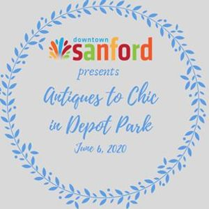 Antiques to Chic in Depot Park