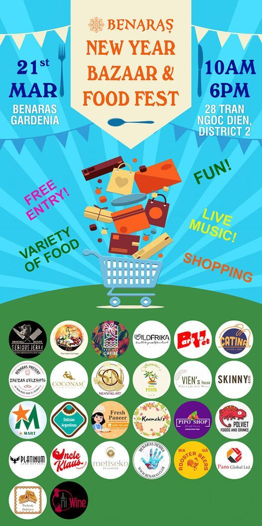 NEW YEAR BAZAAR & FOOD FEST 2021, 21 March | Event in Svay Rieng | AllEvents.in
