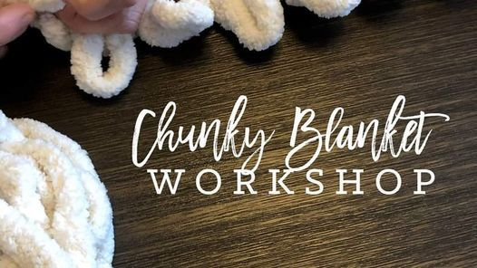 Chunky Blanket Workshop | Wine & Design, 7 August | Event in Snohomish | AllEvents.in