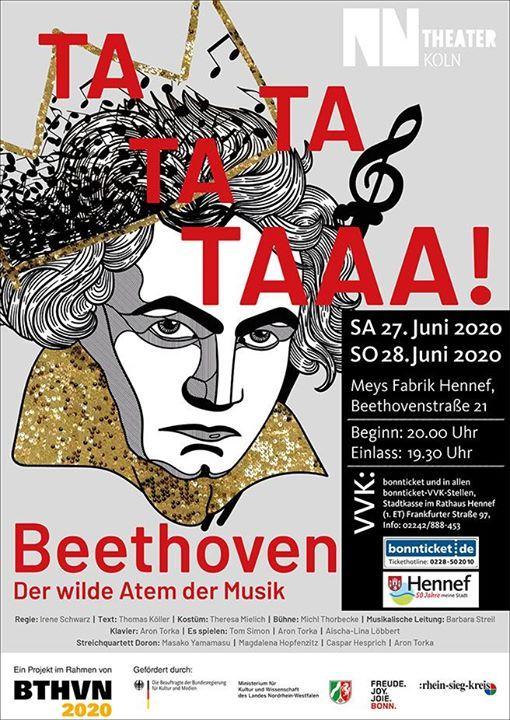 Beethoven Der wilde Atem der Musik