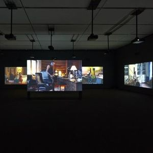 Virtual Public Celebration Ragnar Kjartansson The Visitors
