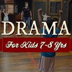 Drama For Kids 7 - 8 YRS