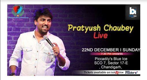 Pratysuh Chaubey Live