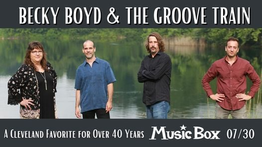 Becky Boyd & The Groove Train | Event in Cleveland | AllEvents.in
