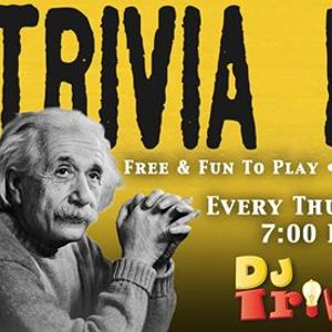 DJ Trivia at Go 4 Pizza