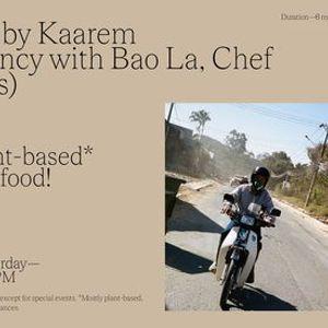 Que by Kaarem Residency 001 Bao La Chef