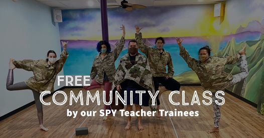 Free Community Class | Event in Cypress | AllEvents.in