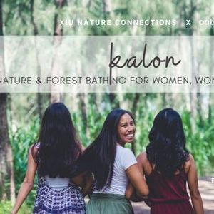 Kalon Nature & Forest Bathing for Women Wonders and World