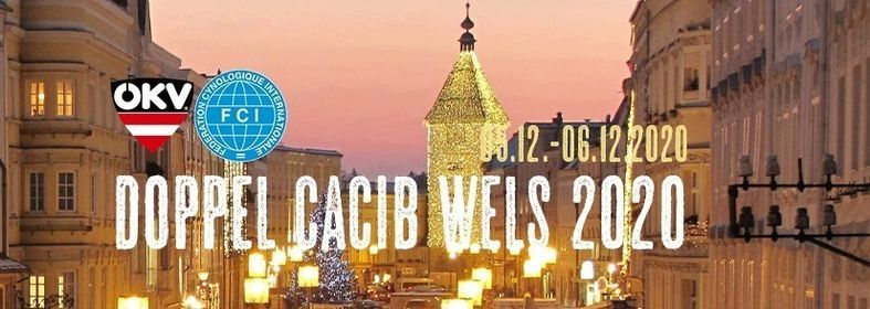 Doppel CACIB Wels 2020, 5 December   Event in Wels   AllEvents.in