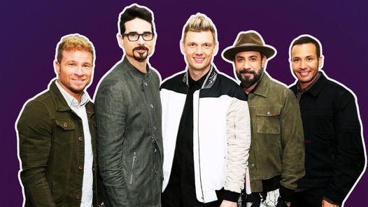 Backstreet Boys at Chula Vista CA