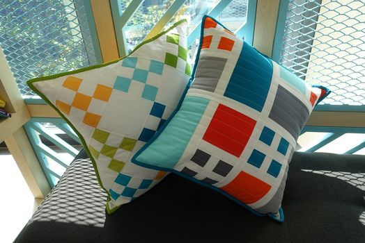 Quilted Pillows - Squares & Triangles | Event in Petaling Jaya | AllEvents.in