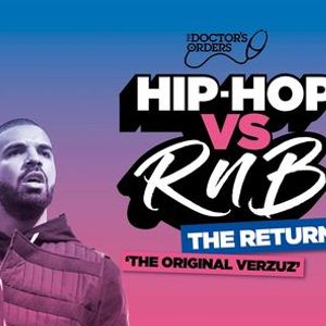 Hip-Hop vs RnB - THE RETURN