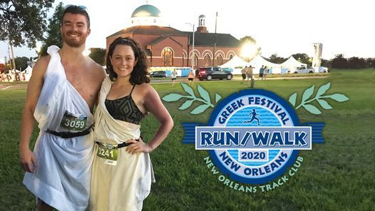 Greek Fest Run & Walk, 28 May | Event in New Orleans | AllEvents.in