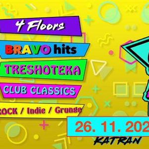 90s ARE BACK FESTiVAL vol.5  11.06.2021 Katran