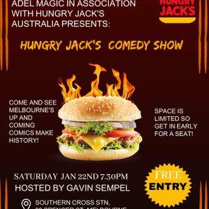 Hungry Jacks Comedy