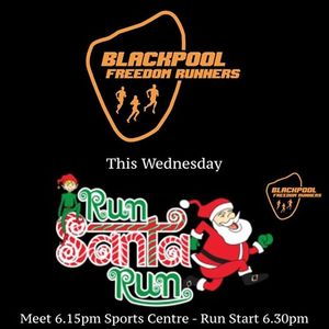 BFR - Run Santa Run 5K (Lawsons Lights)