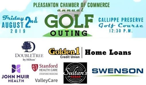Golf Outing 2019 at Callippe Preserve Golf Course, Pleasanton
