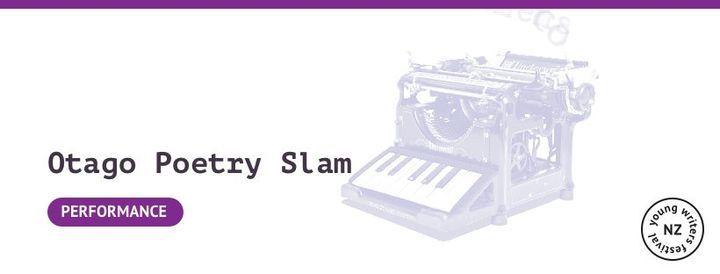 Otago Poetry Slam, 30 October | Event in Dunedin | AllEvents.in