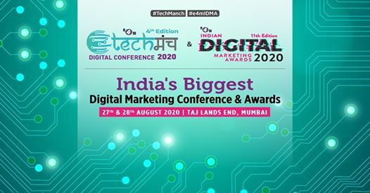 TechManch & Indian Digital Marketing Awards (IDMA)