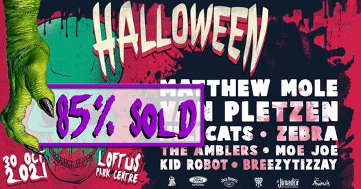 Halloween 2021, 30 October | Event in Pretoria | AllEvents.in