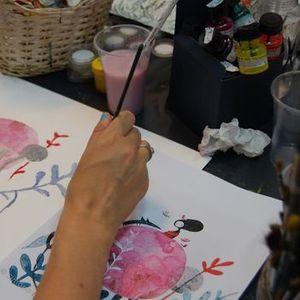 Curs de pictur pentru nceptori