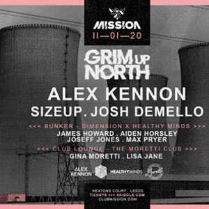 Alex Kennon  Grim Up North  Mission Leeds
