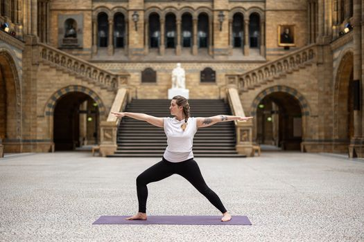 Yoga at the Natural History Museum   Event in London   AllEvents.in