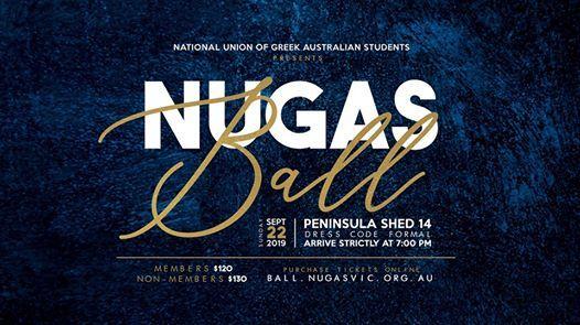 NUGAS BALL 2019
