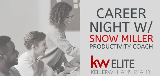 Career Night with Snow Miller, 30 September | Event in Oak Lawn | AllEvents.in