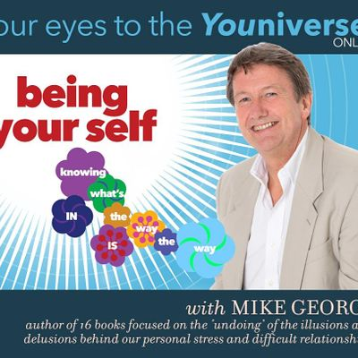 Open your eyes to the Youniverse Being Your Self