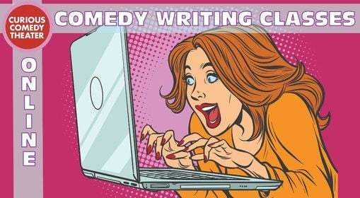 Sketch Writing 101 Online Class (7 weeks), 6 January | Online Event | AllEvents.in