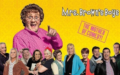 Mrs.Brown's Boys D'Live Show, 9 July | Event in Manchester | AllEvents.in