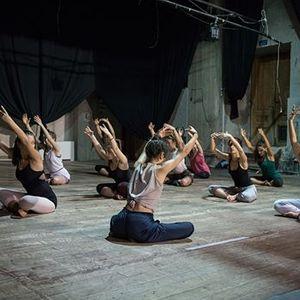 Olia Tornaritou  Martha Graham Technique workshop