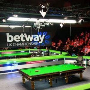 Betway UK Snooker Championship 2020