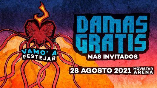 Festival La LLama: Damas Gratis mas invitados, 29 August | Event in Buenos Aires | AllEvents.in