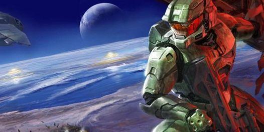 Retro Gaming Night Halo 1 & 2 Public LAN Party