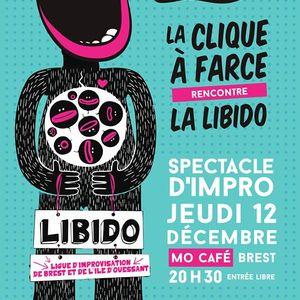 La Clique  Farce et la Libido font leur cabaret